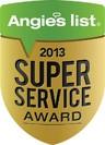 Plumbing Source Angie's List Super Service Award