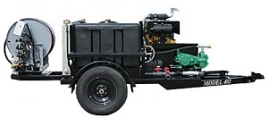 Mongoosejetter for sewer and drain cleaning The Plumbing Source