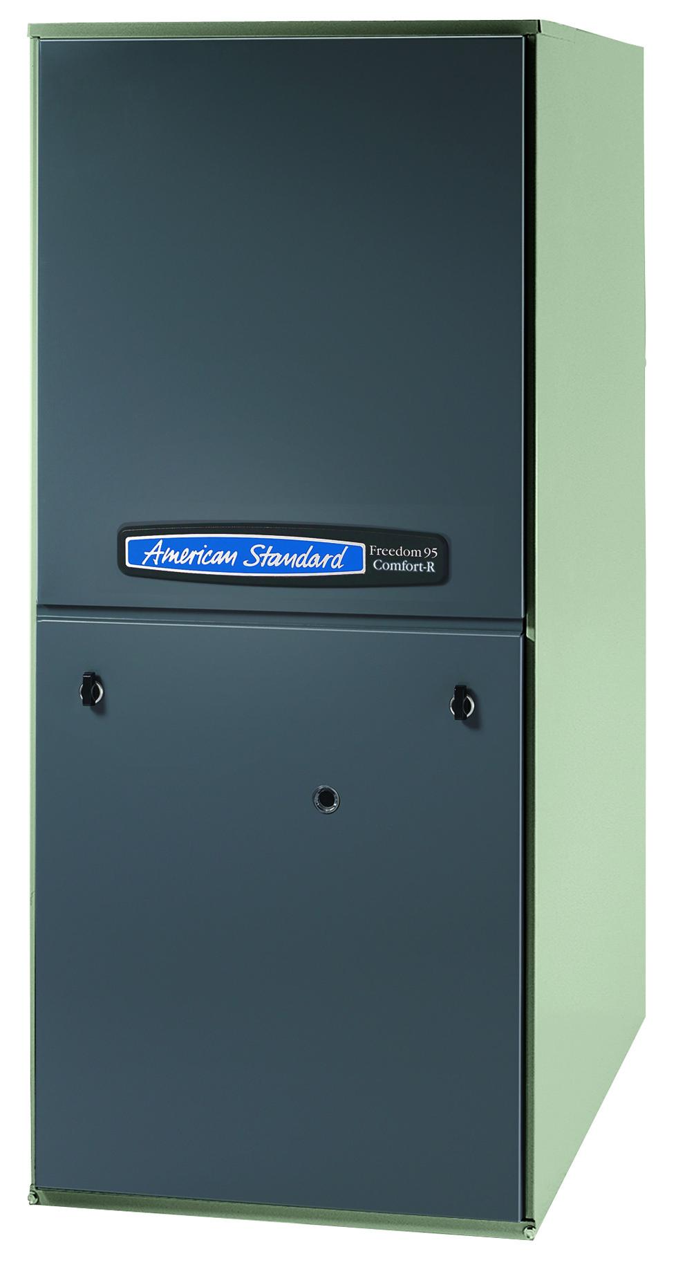 American Standard high-efficiency furnace