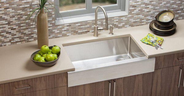 Kitchen Sink Options : Elkay kitchen sinks offer options for everyone The Plumbing Source ...