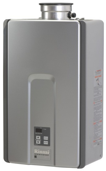 Rinnai tankless hot water tank