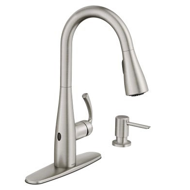 Luxury Is A Moen Motionsense Wave Technology Faucet The Plumbing Source