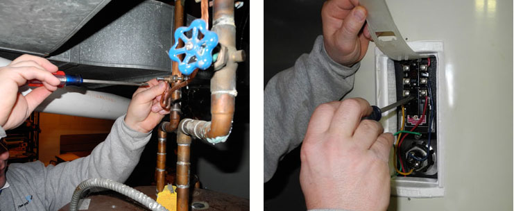 Plumbing Repairs performed by The Plumbing Source