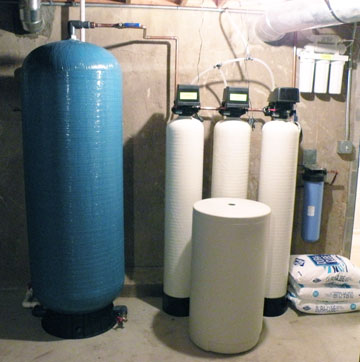 Retention Tank, Water Softener, Reverse Osmosis - The Plumbing Source
