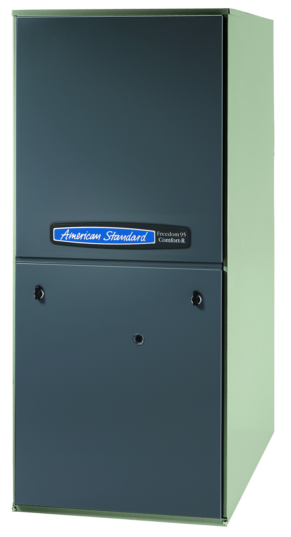 An American Standard high-efficiency furnace will save you money ...