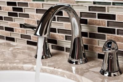 A Modern Faucet