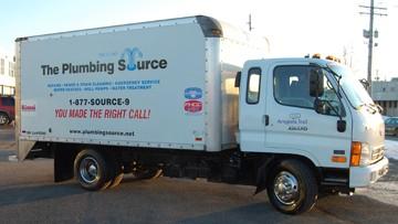 Plumbing Source Truck