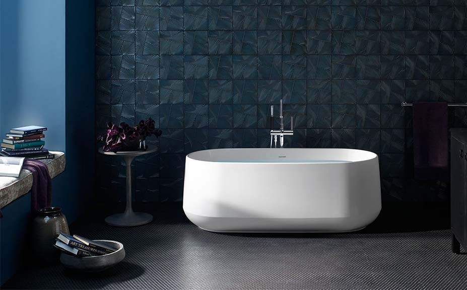 Kohler Freestanding Baths give you options | The Plumbing Source