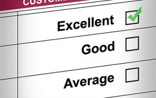 customer satisfaction graphic