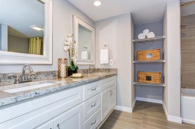 kitchen and bath remodeling example