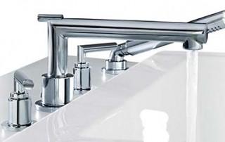 a Moen faucet