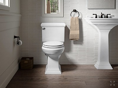 Miraculous A New Kohler Toilet Can Beautify Your Bathroom The Machost Co Dining Chair Design Ideas Machostcouk