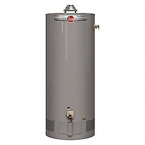 Time for a new hot water heater?